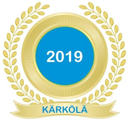 Kunnon kuntalainen ja Kulttuuripalkinto 2019