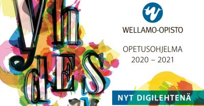 Wellamo-opiston opetusohjelma 2020-2021
