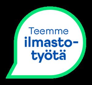 Ilmastokumppanuus-logo