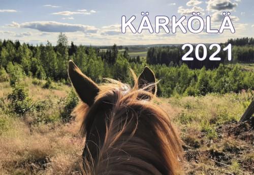 Kärkölä 2021 -kalenteri