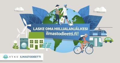 Osallistu Nollapäästöpäivään!