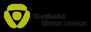 Kuva TE-palveluiden logosta