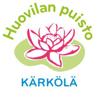 Huovilan puiston logo