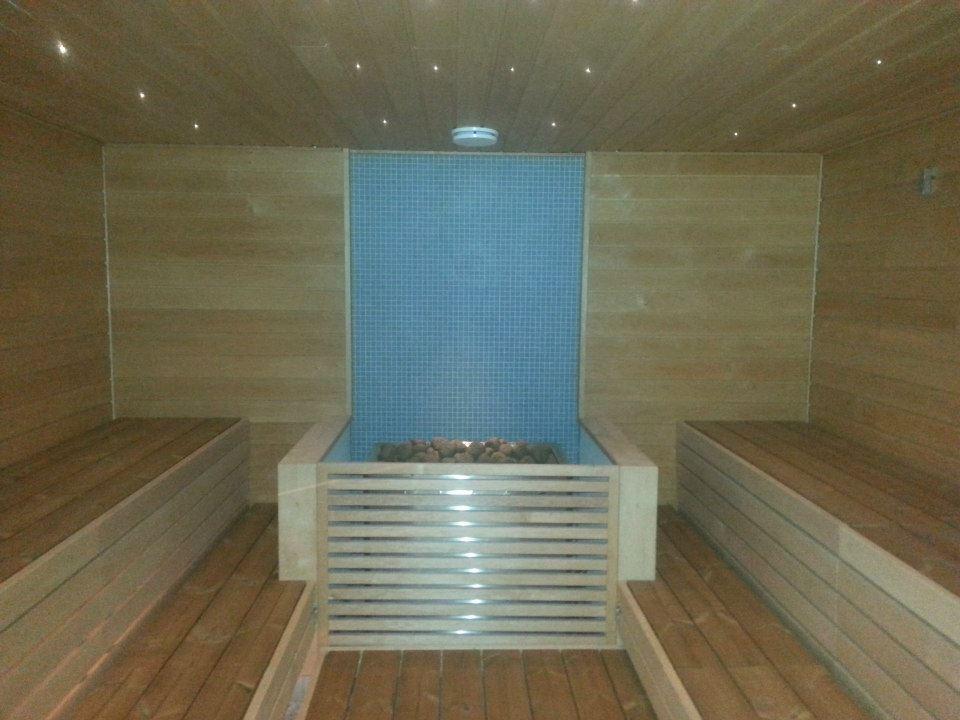 Uimahallin saunat pois käytöstä