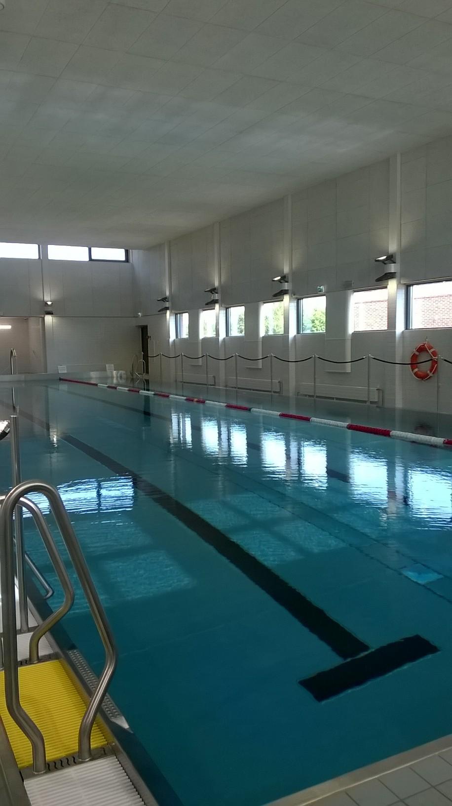 Kärkölän uimahalli tiedottaa