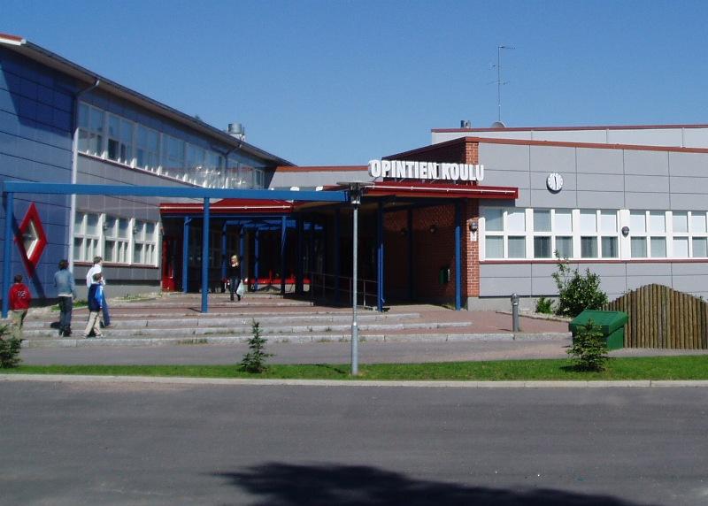 Opintien koulu